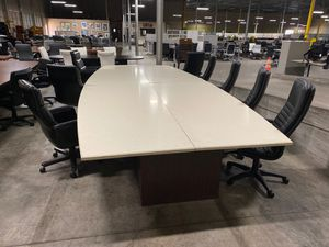 17' Marble Conference Table for Sale in Farmers Branch, TX