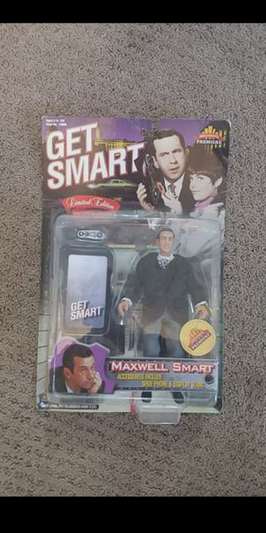 """Vintage """"get smart"""" tv show action figure for Sale in Tacoma, WA"""