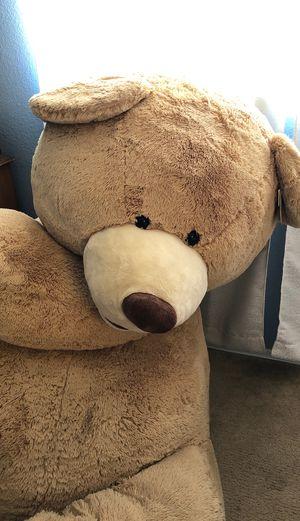 Huge teddy bear for Sale in San Marcos, CA