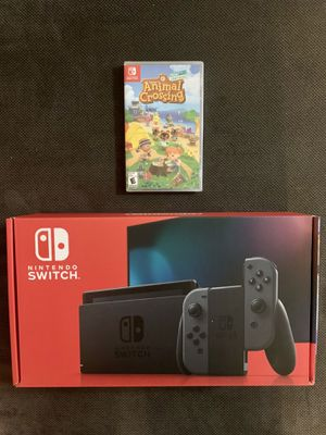 Brand New Nintendo Switch bundle for Sale in Laurel, MD