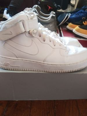 Air force 1 mid size 12 for Sale in Washington, DC