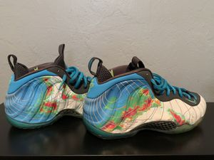 Nike foamposite Weatherman size 9.5 for Sale in Miami, FL