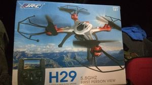 JJRC H29 Drone - Quad Copter - Camera, Stunts, One Key landing for Sale in Enumclaw, WA