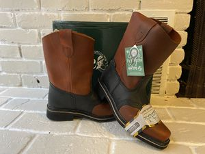 Men boots new for Sale in Bakersfield, CA