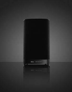 Altice amplify start speaker (Devialet) for Sale in Ramsey, NJ