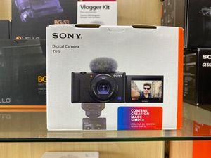 Sony ZV1 digital camera for Sale in Santa Ana, CA