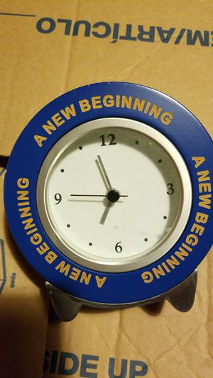 B#2 A New Beginning Alarm Clock for Sale in Brighton, CO