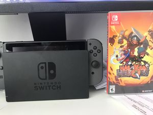 Nintendo Switch with game for Sale in St. Louis, MO