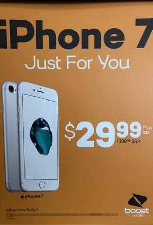 iPhone 7 Brand New for Sale in Bloomington, IL