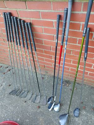 Complete sets of golf clubs. $100 or less for Sale in Greensboro, NC