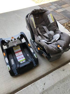 CHICCO Keyfit 30 Car Seat & 2 Bases for car seat for Sale in Las Vegas, NV