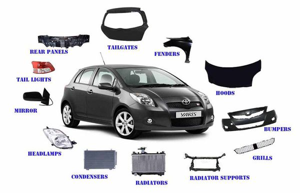 Auto body parts, all makes all models