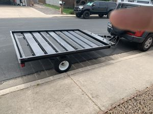 Zieman trailer 6'x8' with ramps for Sale in Chandler, AZ