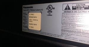 Panasonic flat screen tv 60 inch for Sale in Baltimore, MD