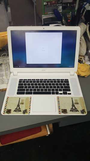 """Acer 15"""" laptop notebook computer chromebook for Sale in Baltimore, MD"""