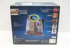 Bissell Little Green ProHeat Carpet Cleaning Machine (2513G) NEW for Sale in Torrance, CA