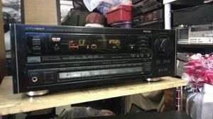 Pioneer elite stereo receiver 500 watt made japan 1995 for Sale in Corona, CA