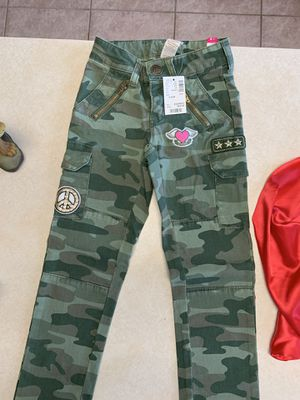 Justice girls pants New 6 slim for Sale in Fort Worth, TX