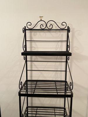 Black Baker's Rack for Sale in New York, NY