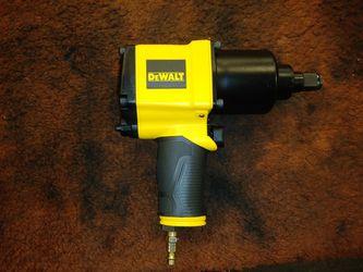 "Dewalt 3/4"" impact wrench for Sale in Wichita,  KS"