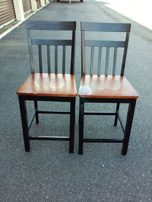 Counter height chairs for Sale in Virginia Beach, VA