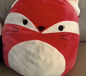 Large Squishmellow Fox Stuff Animal Plush for Sale in Winter Haven,  FL