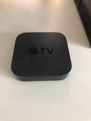 Apple TV a1469 3rd generation with remote for Sale in Seminole, FL