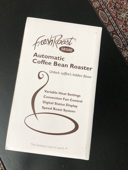 Fresh Roast SR500 for Sale in Falls Church,  VA