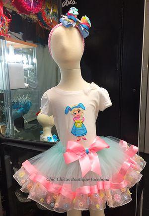 Elsa, Easter Tutu set for Sale in Lynn, MA
