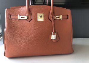 Hermès birkin 35mm *authenticated* for Sale in Atlanta, GA