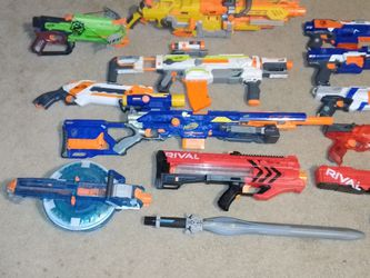 Nerf Gun Lot for Sale in Salem,  OR
