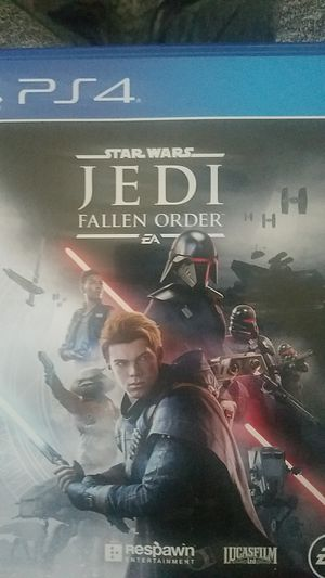 Star Wars Jedi Fallen Order for Sale in San Diego, CA