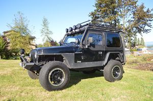 2002 Jeep Wrangler TJ *NEW PRICE* for Sale in Snohomish, WA
