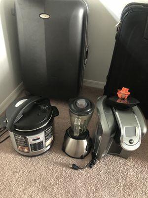 Blelner, coffee maker, slow cooker for Sale in Hollywood, FL