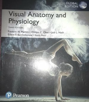 Visual Anatomy and Physiology by Pearson (Matches looseleaf version!) for Sale in Massillon, OH