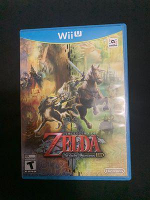 Nintendo Wii U - The Legend of Zelda Twilight Princess HD for Sale in Land O Lakes, FL