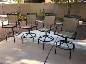 Patio chairs for Sale in Henderson, NV