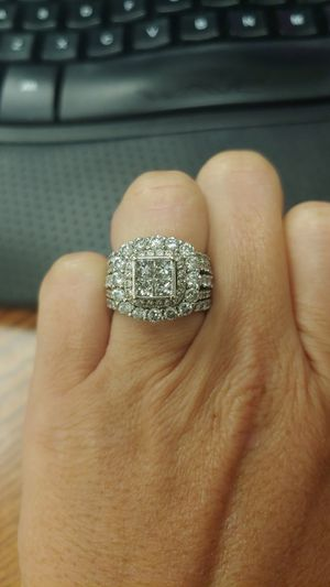 5ct wedding ring for Sale in Winter Haven, FL
