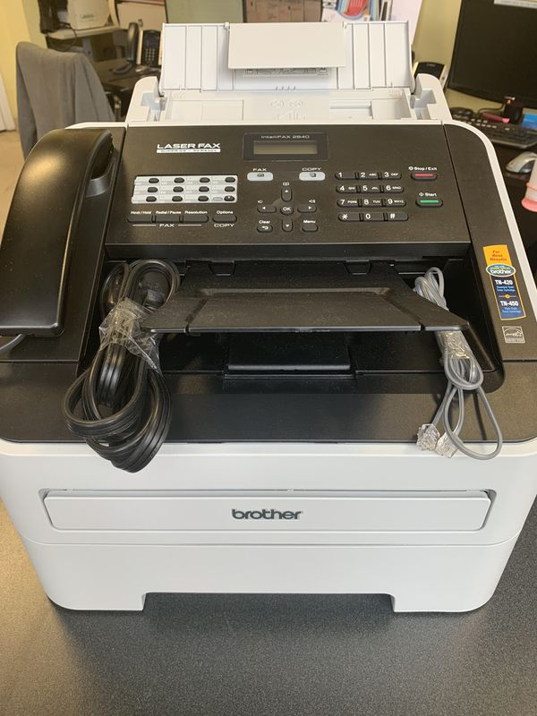 Brother Laser Fax 2850