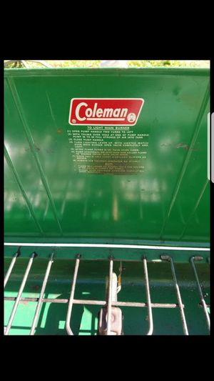 Coleman for Sale in Modesto, CA