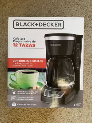 Coffee maker, New(Never Used) for Sale in Lewis Center, OH