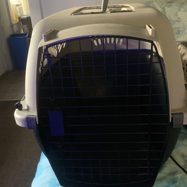 Large and small cat or dog carrier