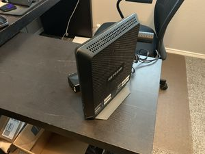 Netgear AC1900 WiFi Cable Modem Router for Sale in Burleson, TX