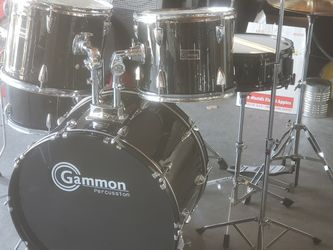 Gammon Percussion Drum Set for Sale in West Valley City,  UT