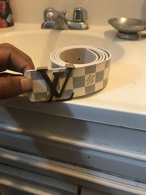 Louis Vuitton belt for Sale in Philadelphia, PA