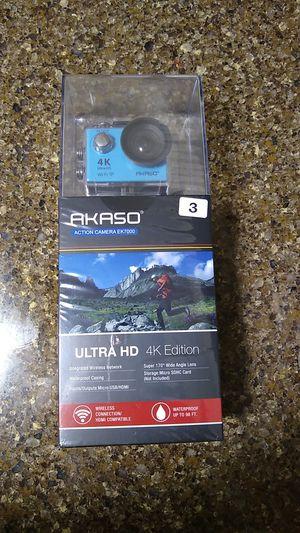 AKASO Action Camera EK7000 for Sale in Elgin, IL