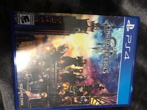PS4 kingdom of hearts for Sale in Fresno, CA