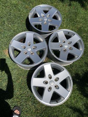 Jeep wrangler wheels for Sale in Huntington Park, CA