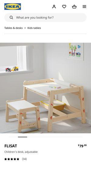IKEA kid table set for Sale in Walnut, CA