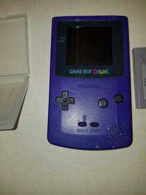 Game boy with super Mario for Sale in Germantown, MD